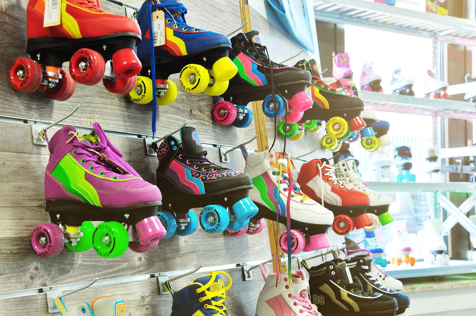 Offizieller Lieferant verschiedene Stile überlegene Materialien Funsport Shop in Hamburg - Rollerskates, Scooter, BMX, iSUPs ...
